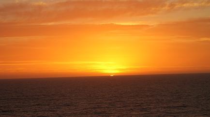 (સંધ્યાના રંગ - ૧૨ એપોસ્ટલ્સ (પોર્ટ કેમ્પબેલ) - ઓસ્ટ્રેલિયા - ૮/૨/૨૦૦૯)
